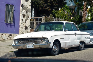 20 - 1961 Ford Falcon Coupe