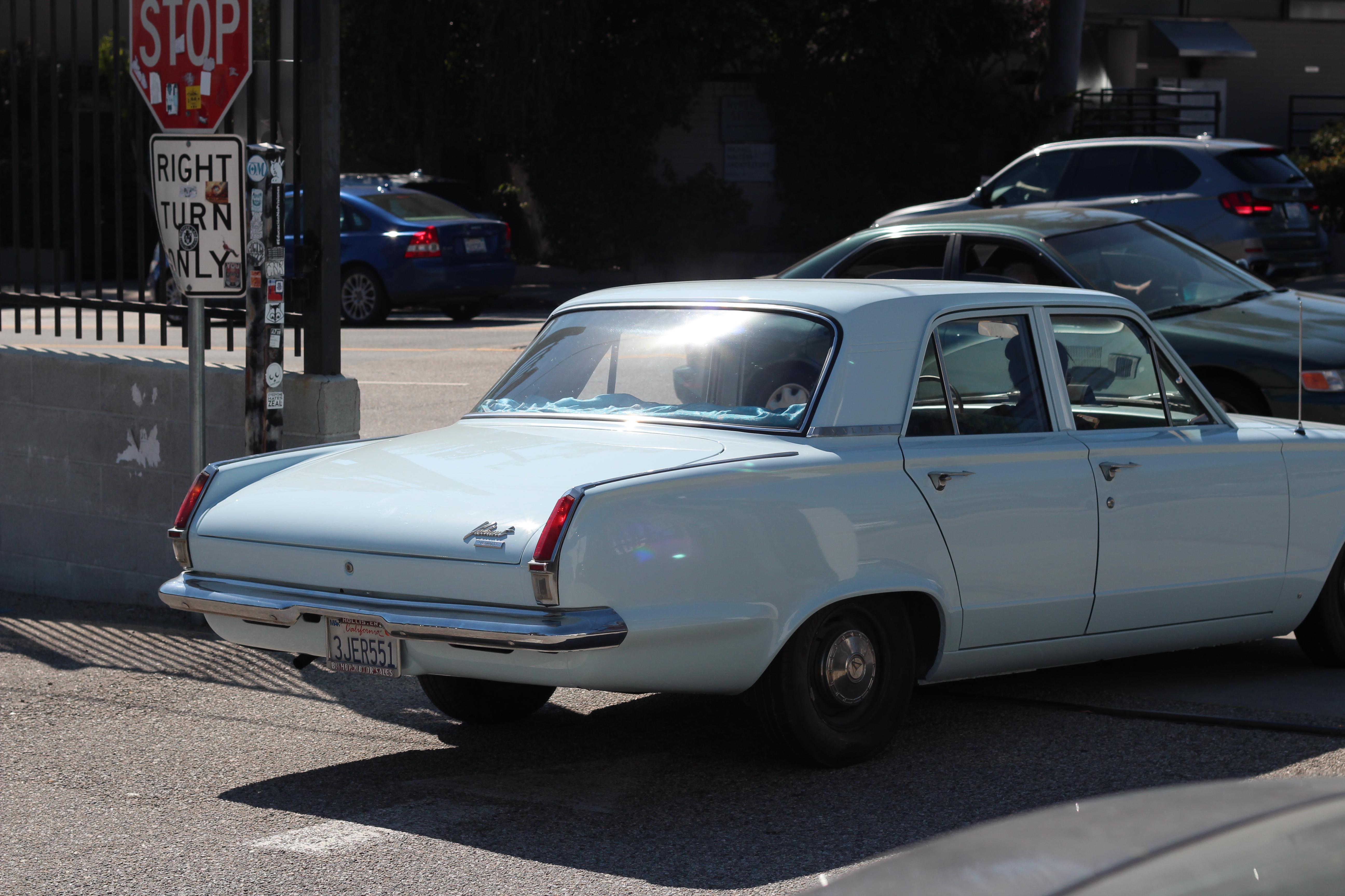 21 - 1964 Plymouth Valiant
