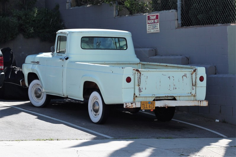 1 - 1959 Ford F-100 Custom Cab (3)