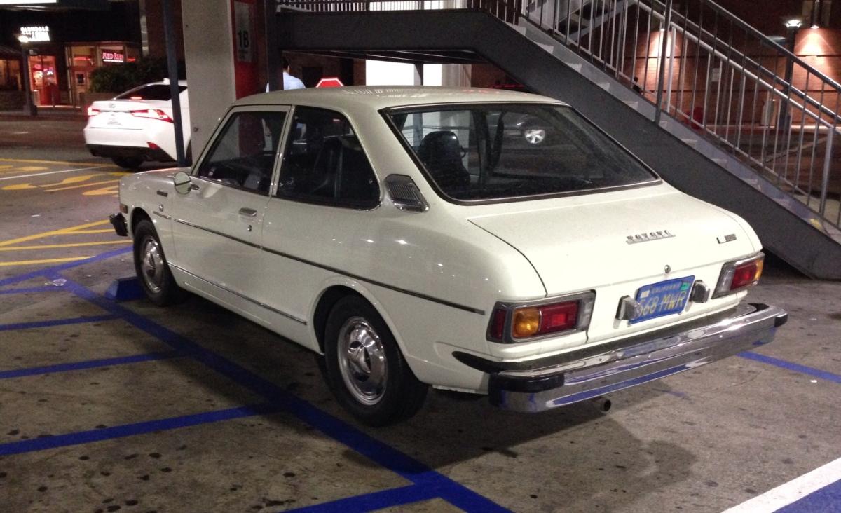 12 - 1974 Toyota Corolla 1600 deluxe (2)