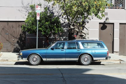 11 - 1988 Chevy Caprice Classic wagon (2)