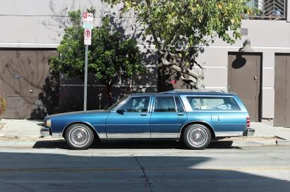 11 - 1988 Chevy Caprice Classic wagon (2)