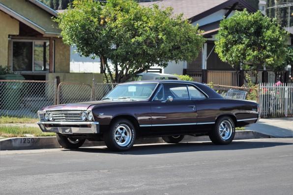 15 - 1965 Chevrolet Chevelle SS (3)