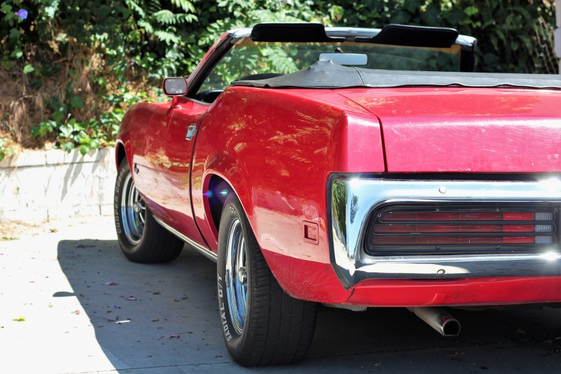 25 - 1971 Mercury Cougar Convertible (1)