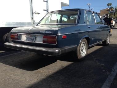 25- 1972 BMW Bavaria (E3) (5)