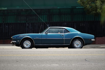 30 - 1968 Chevy Camaro 327 (1)