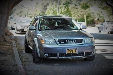 9 - 2001 Audi Allroad Quattro (3)