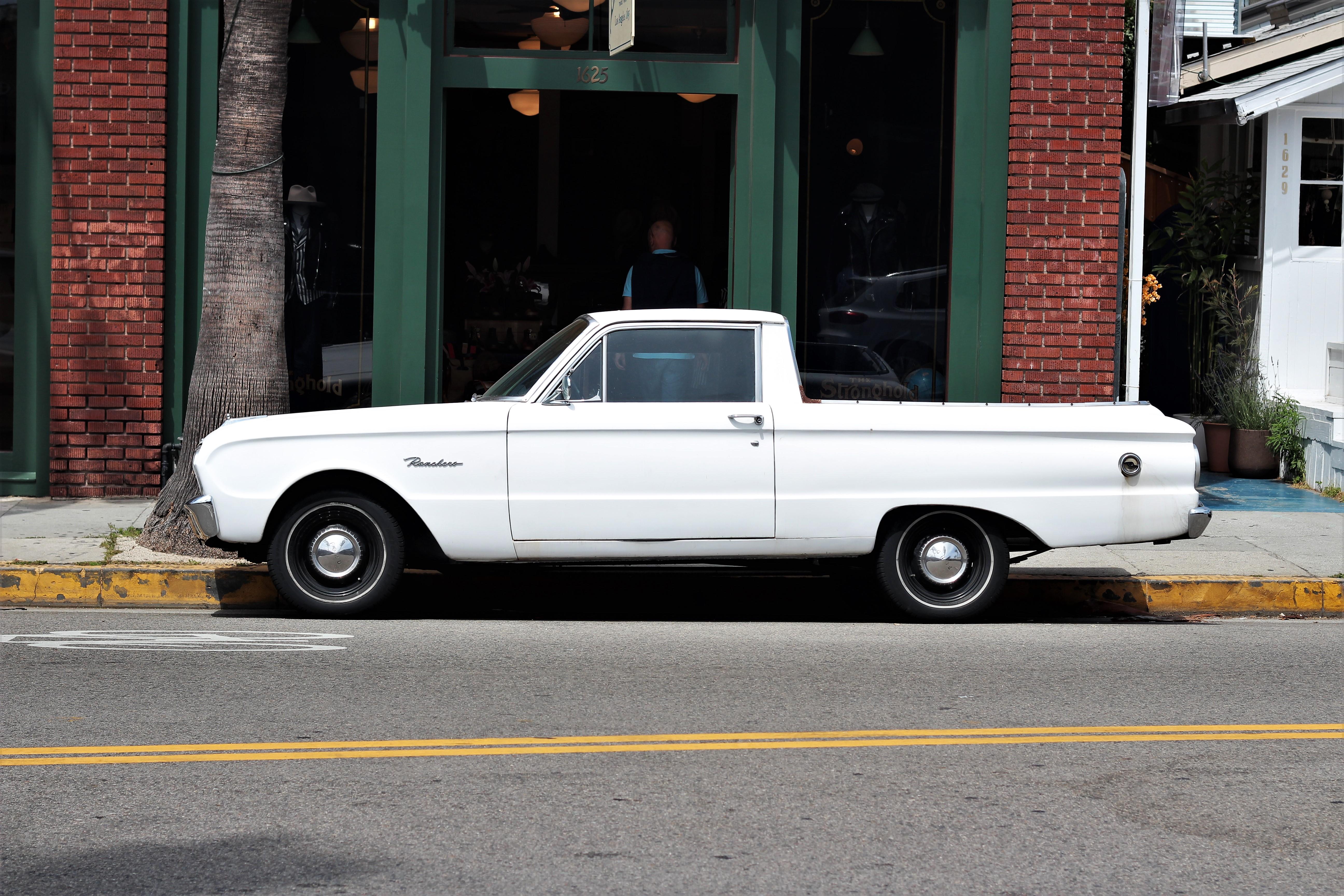 14 1963 ford ranchero 3 la car spotting. Black Bedroom Furniture Sets. Home Design Ideas