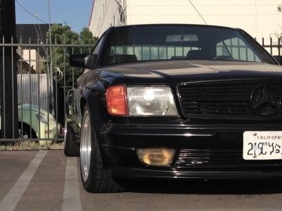 18 - 1990 Mercedes-Benz SEC AMG (2)