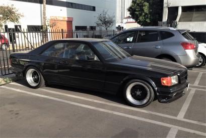 18 - 1990 Mercedes-Benz SEC AMG (3)