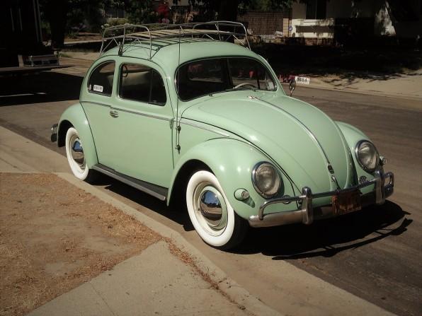 1956 VW Beetle (1)