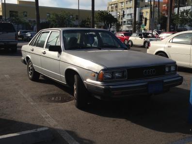 1984 Audi 5000 S (3)