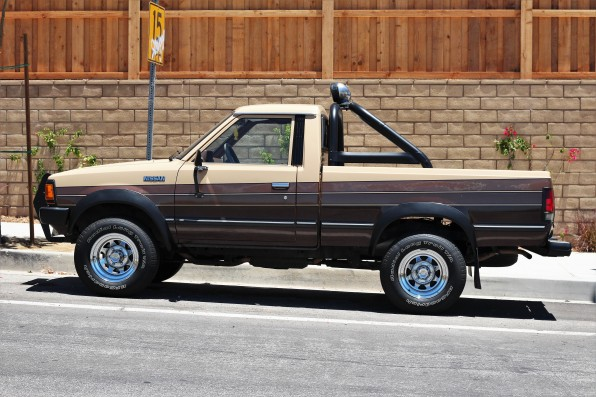 1984 Nissan 720 Single Cab (3)