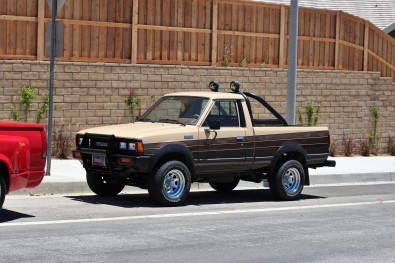 1984 Nissan 720 Single Cab (4)
