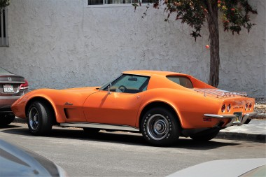 8 - 1973 Chevy Corvette Stingray (4)