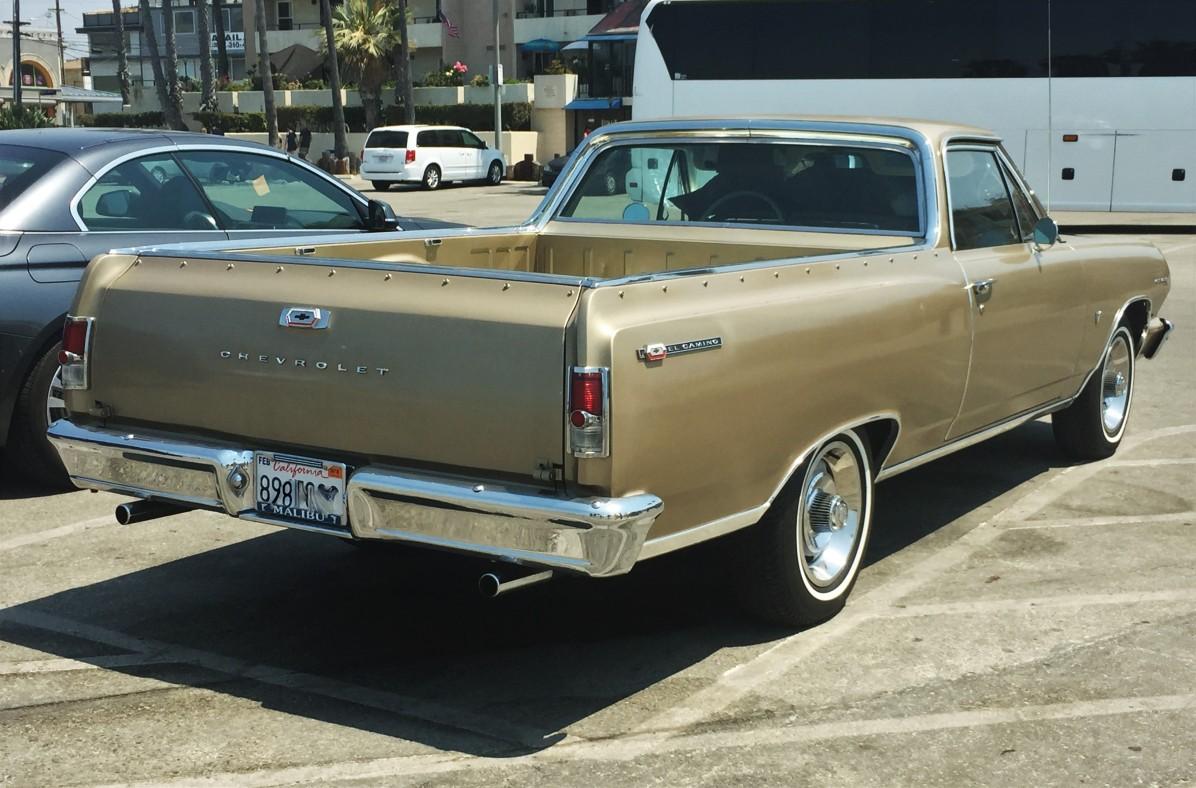 1965 Chevrolet El Camino (1)