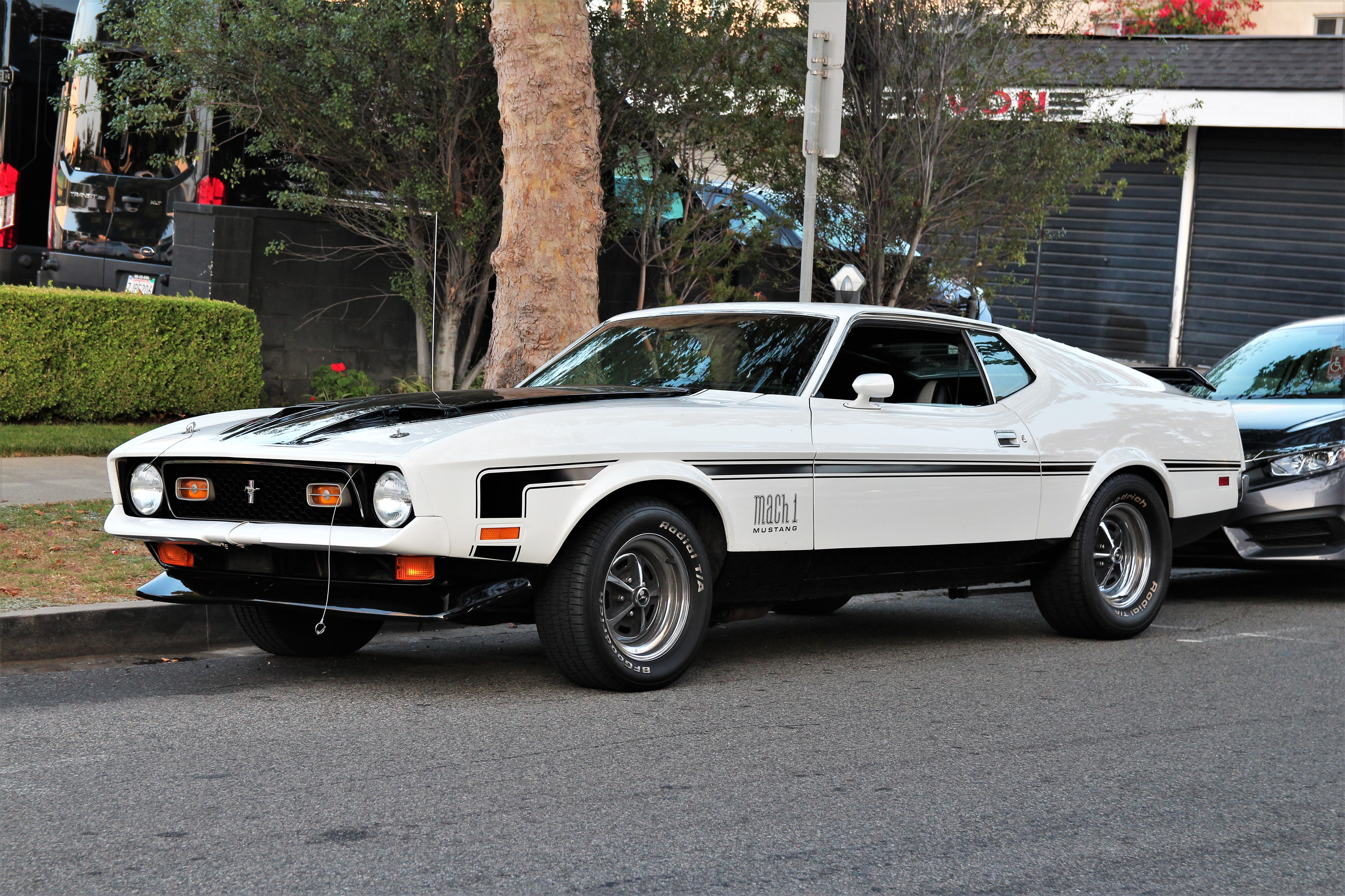1971 ford mustang mach 1 5