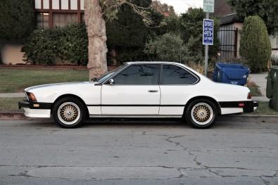 1987 BMW 635 CSi (3)