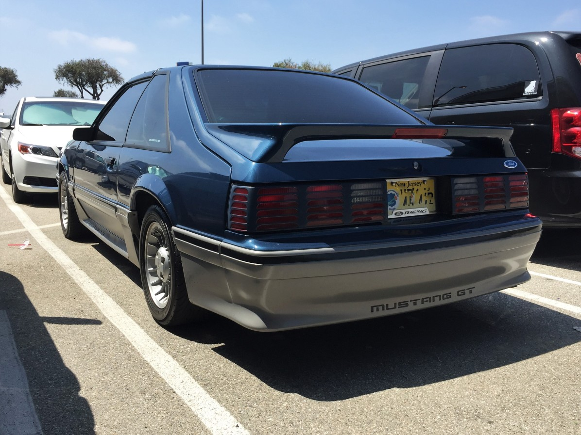 1989 Ford Mustang GT 5.0 (Foxbody) (4)