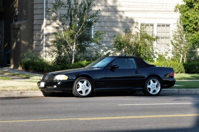 1998 Mercedes-Benz SL500 (2)