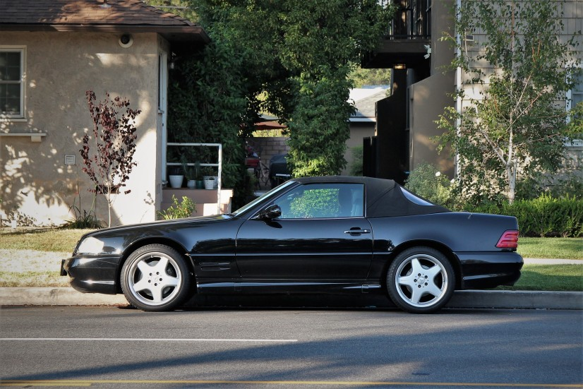 1998 Mercedes-Benz SL500 (3)