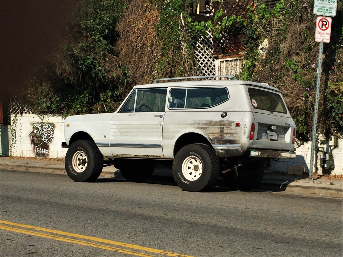 1978 International Scout II (1)