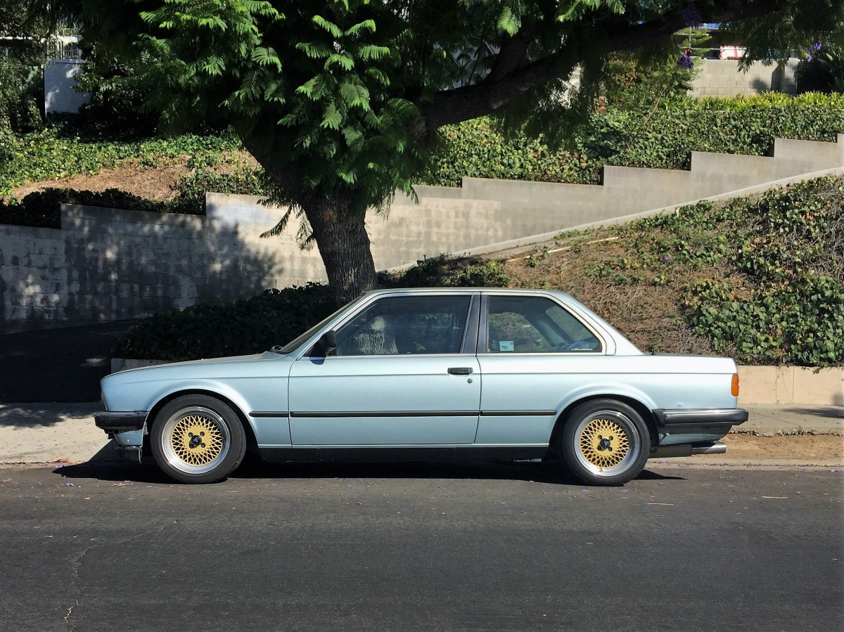 1990 BMW 318i Coupe (3)