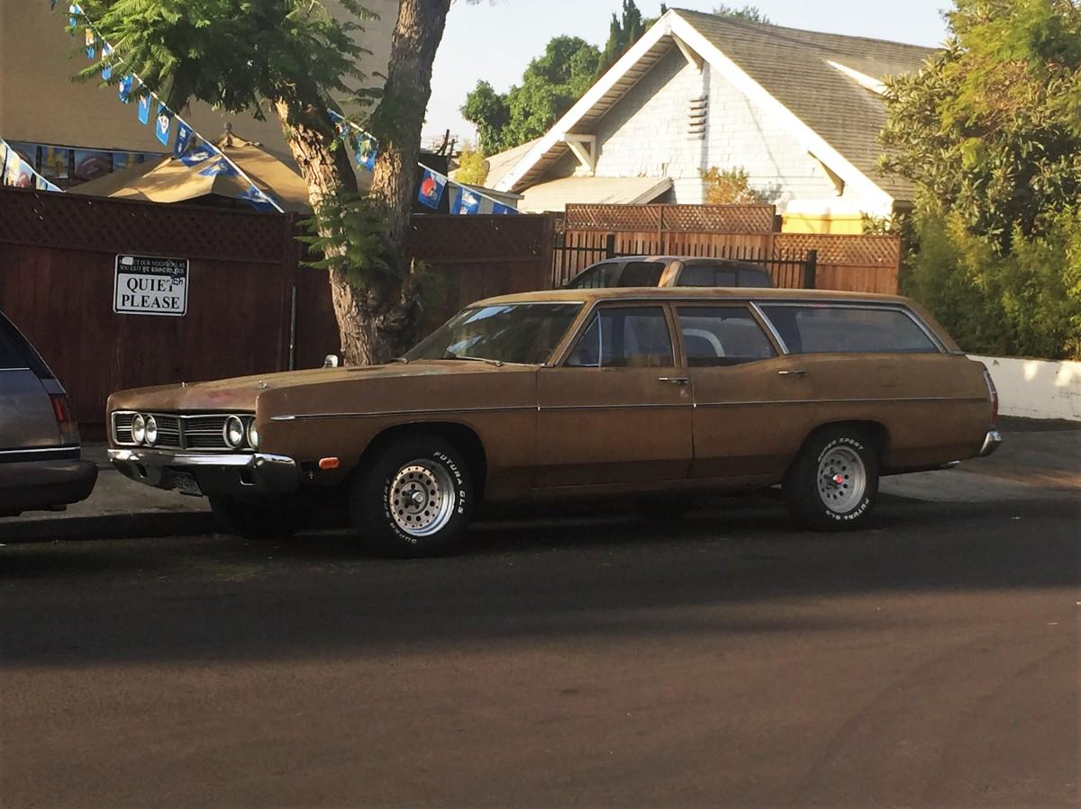 1970 Ford Galaxie 500 wagon (1)