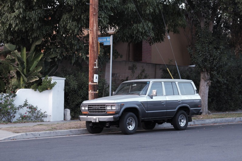1988 Toyota Land Cruiser (1)