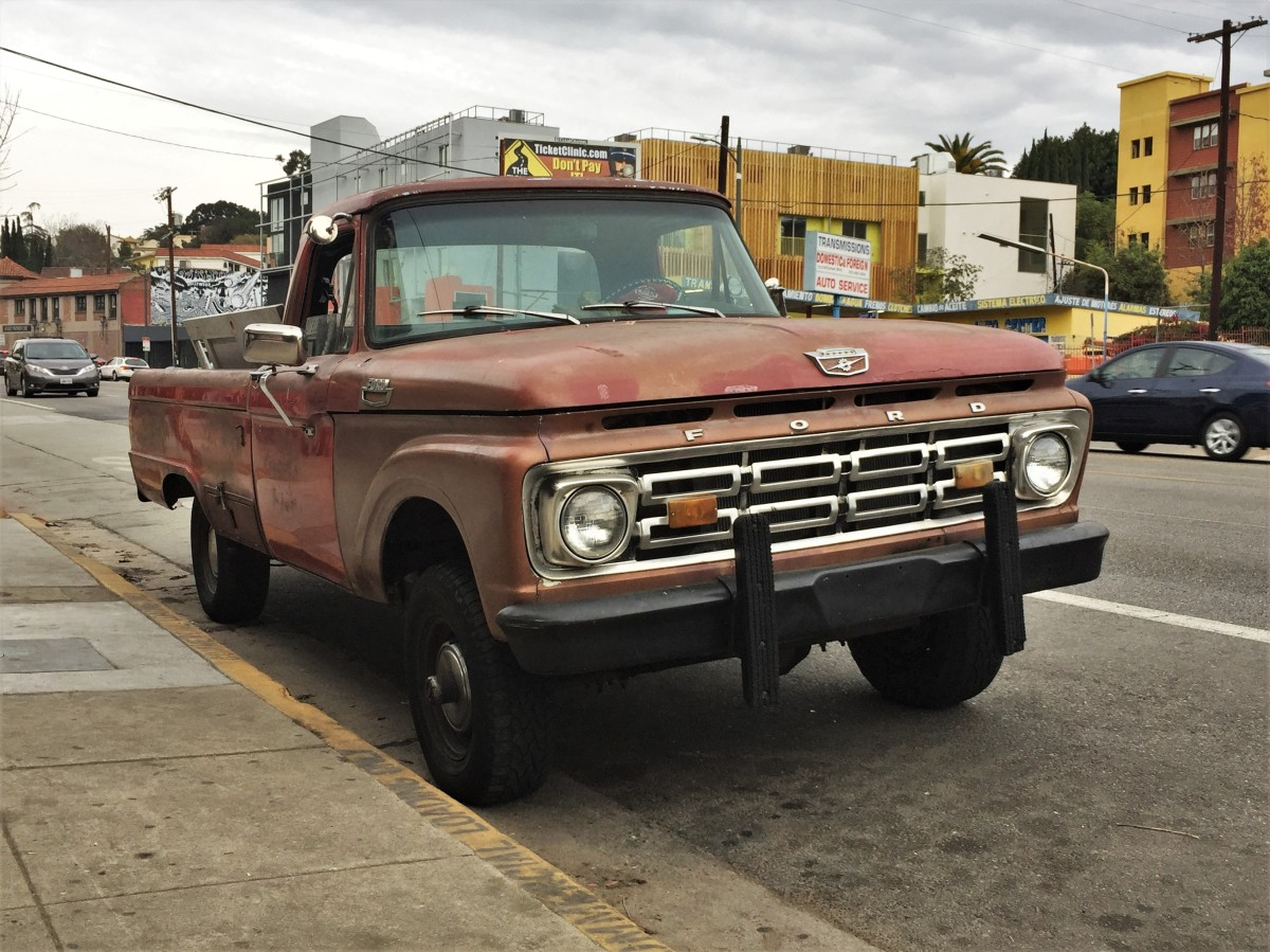 1964 Ford F-Series Pickup truck F-100 (1)
