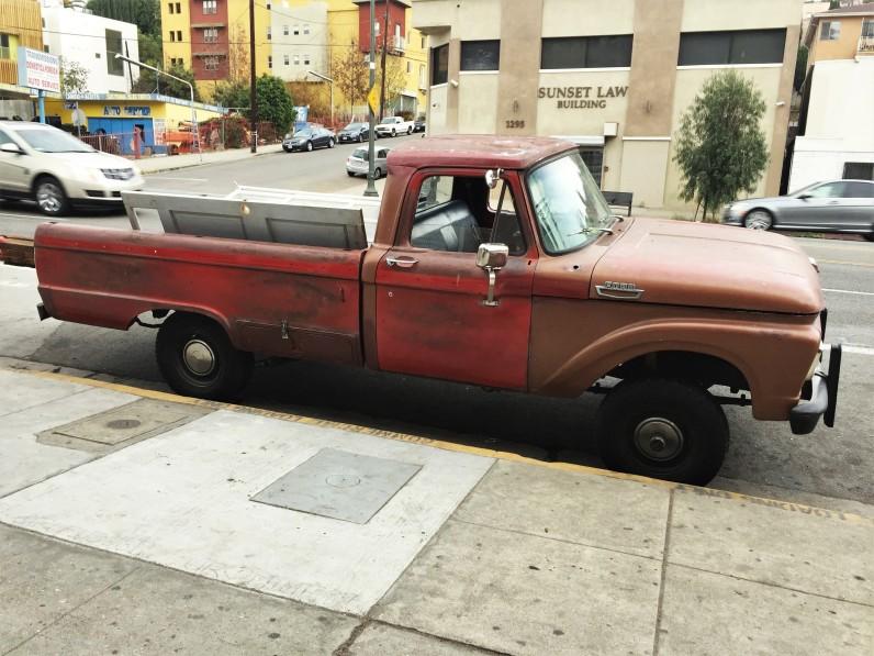 1964 Ford F-Series Pickup truck F-100 (2)