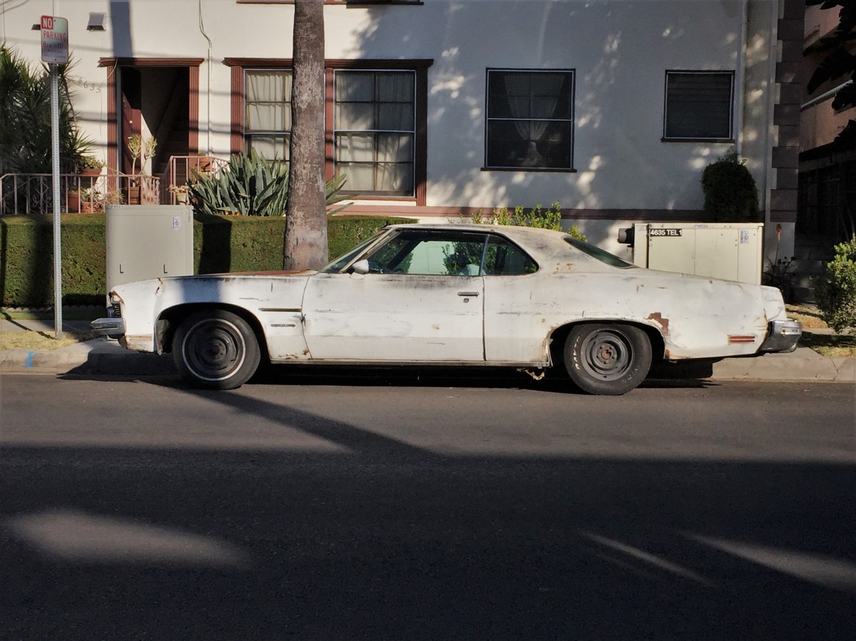 1973 Pontiac Catalina Coupe (classic vintage car) (2)