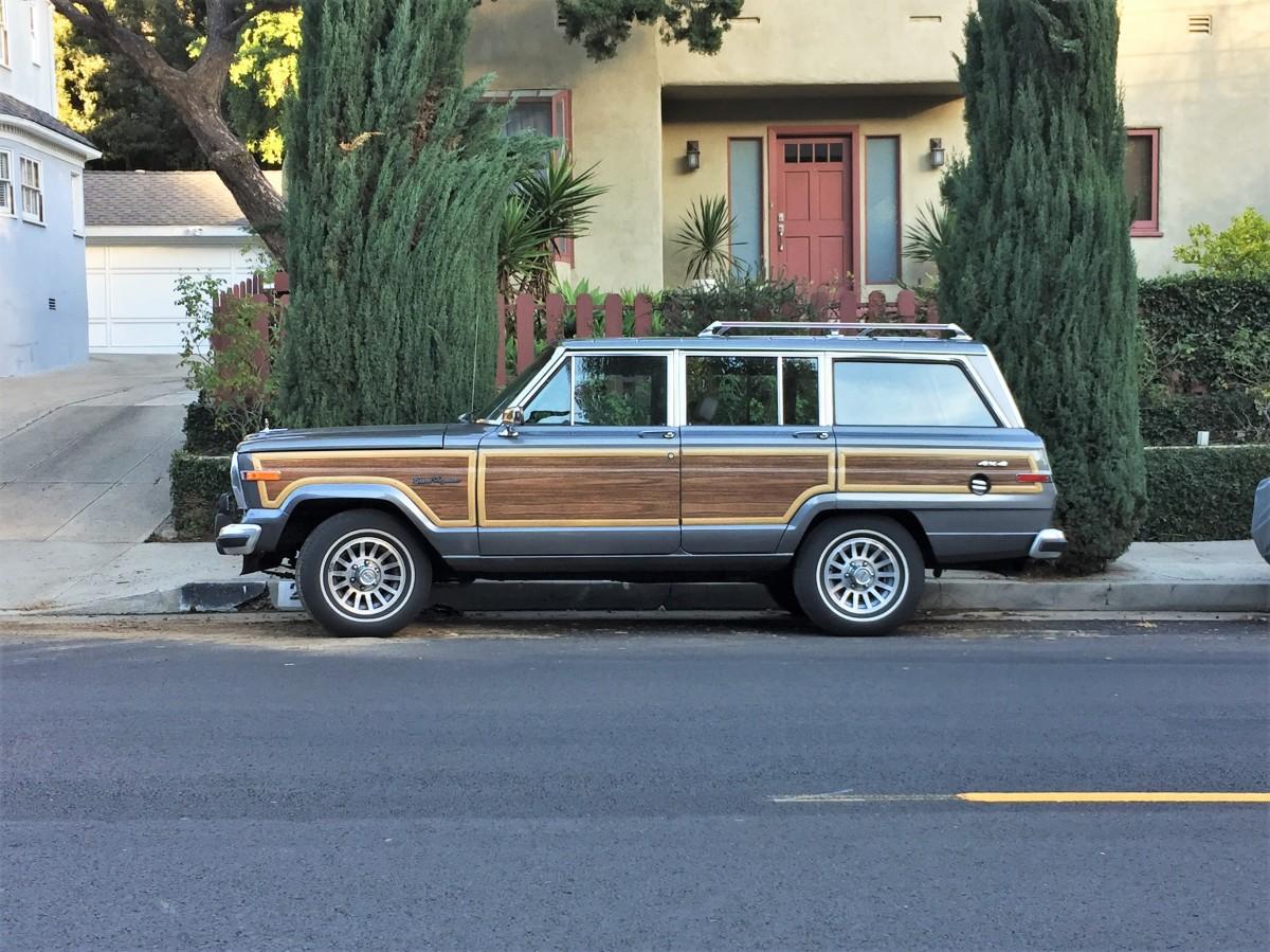 1989 Jeep Grand Wagoneer (1)
