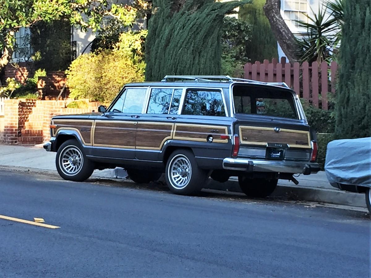 1989 Jeep Grand Wagoneer (2)