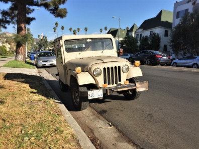 Old Postal Jeep DJ-6 (3)
