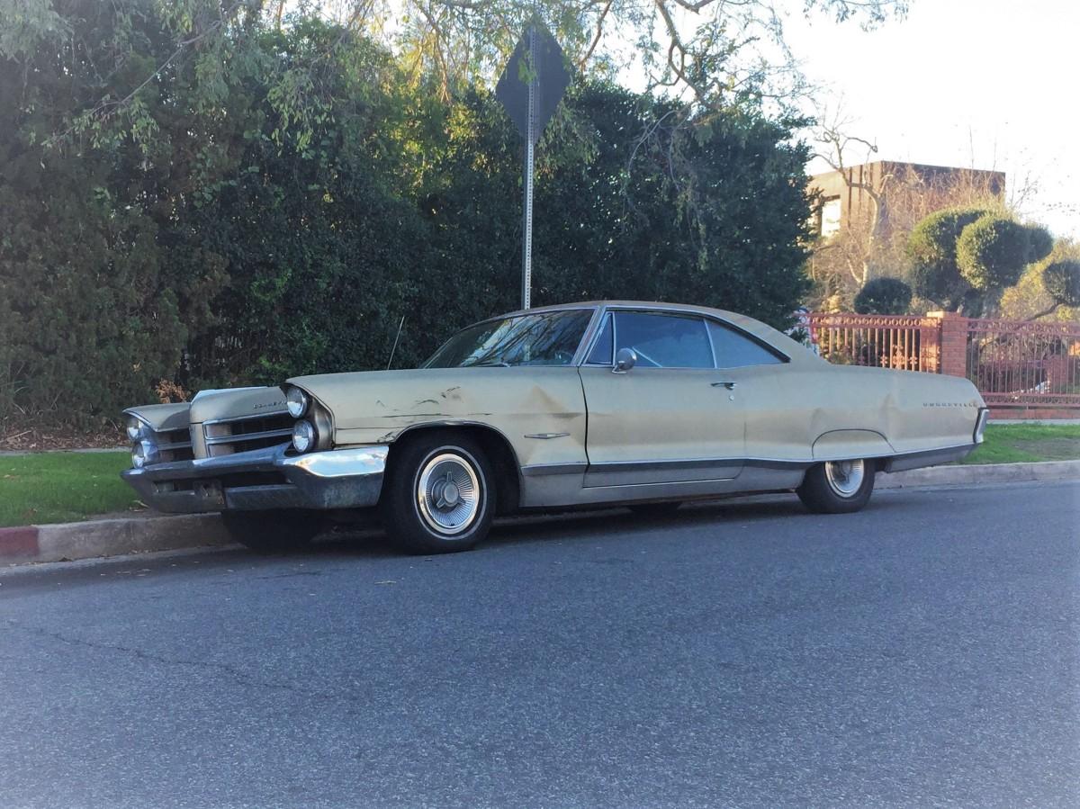 1965 Pontiac Bonneville (1)