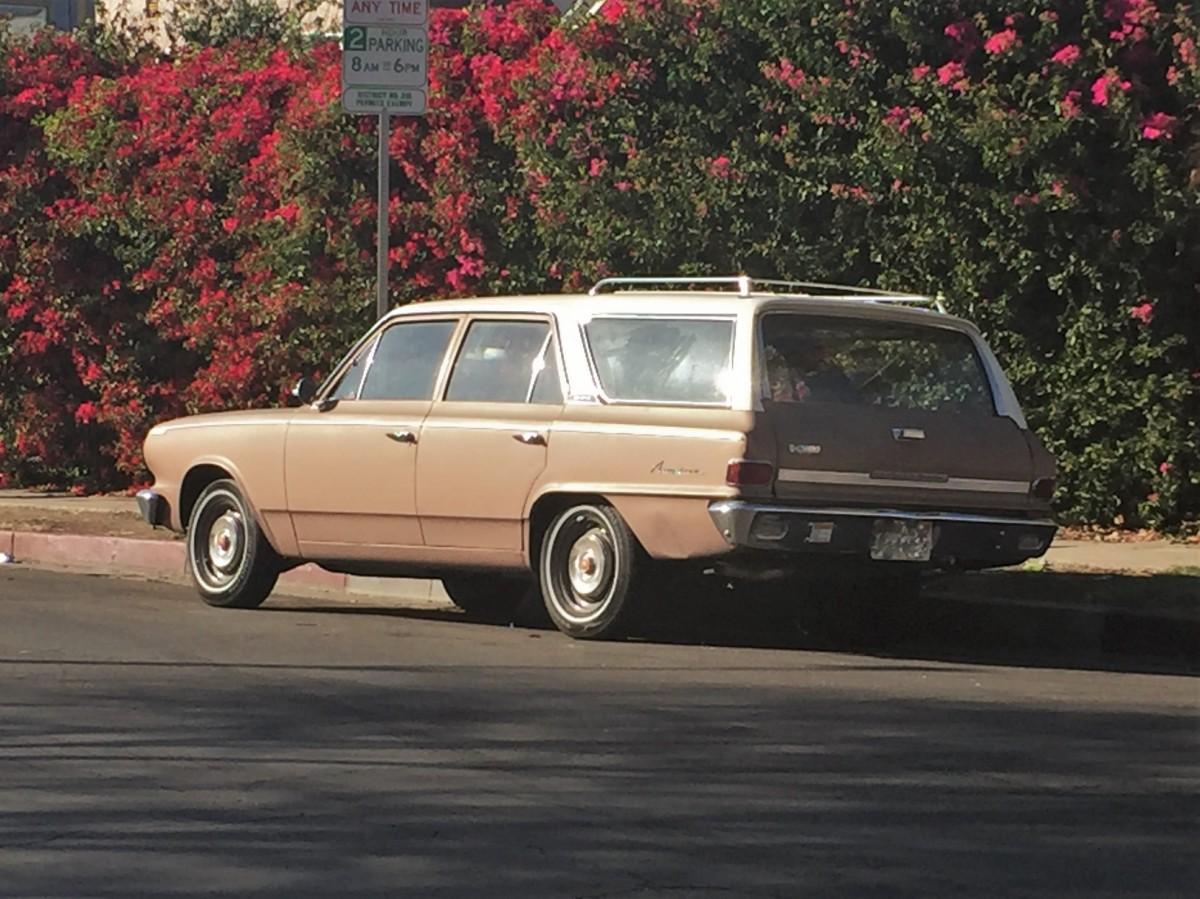 1965 Rambler American Wagon (1)