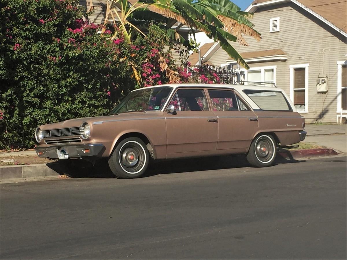 1965 Rambler American Wagon (2)