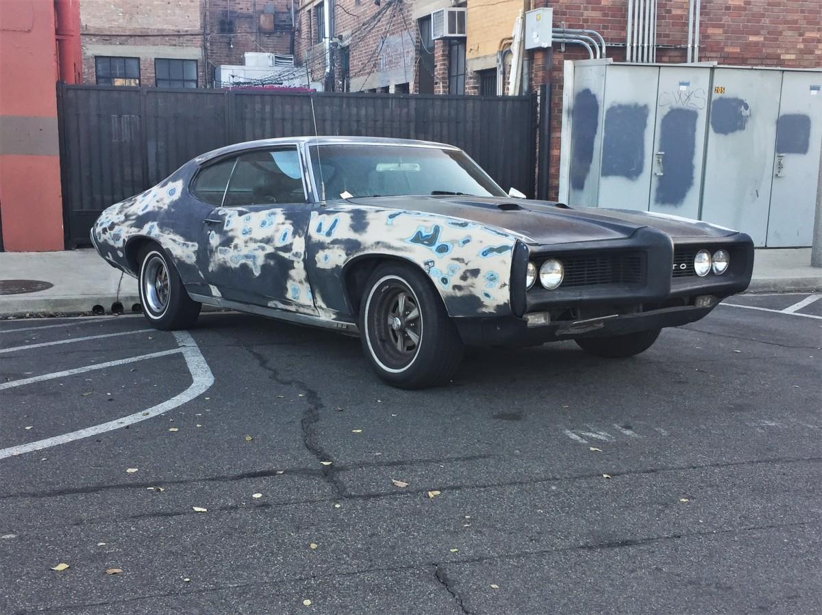 1969 Pontaic GTO (1)