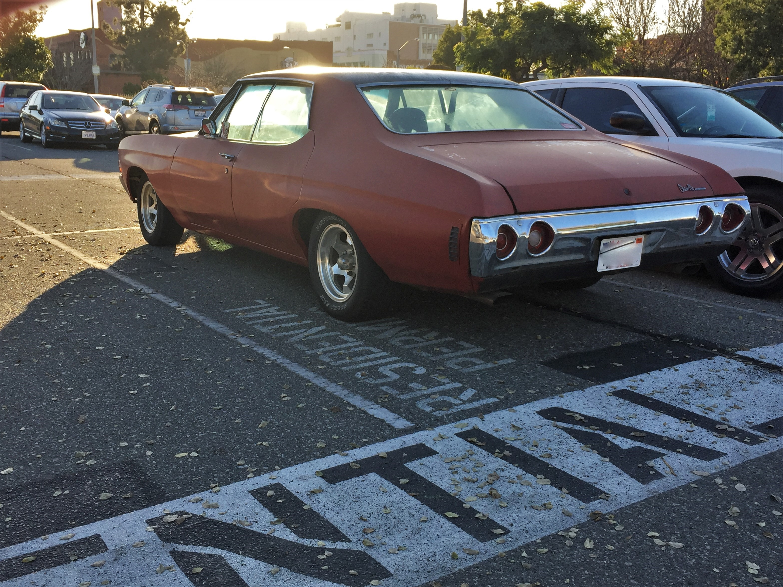 1971 Chevy Chevelle Sedan (3)