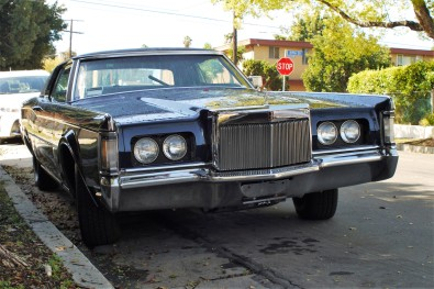 1971 Lincoln Continental Mark III (1)