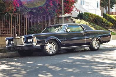 1971 Lincoln Continental Mark III (2)