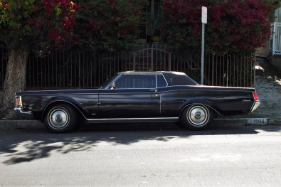 1971 Lincoln Continental Mark III (3)