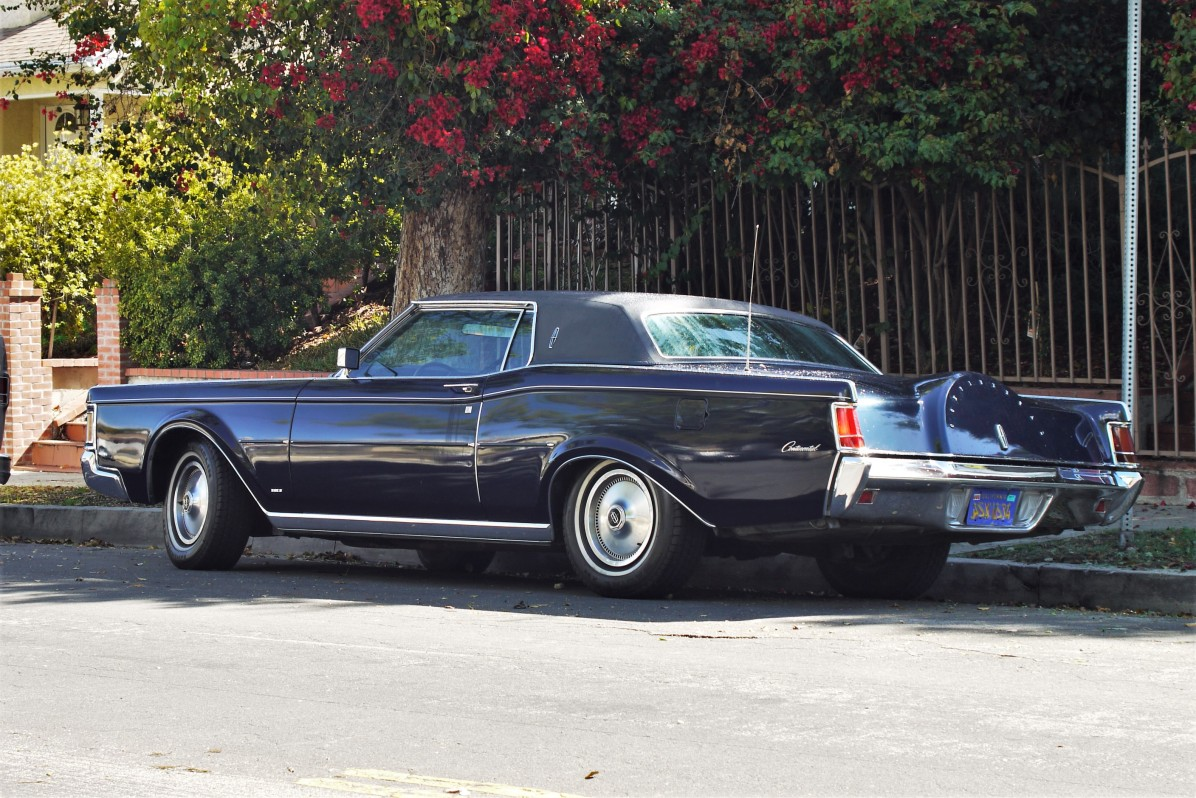 1971 Lincoln Continental Mark III (4)