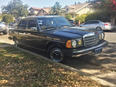 1978 Mercedes-Benz 240D Diesel sedan (3)