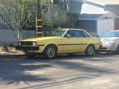 1981 Toyota Corolla Coupe Hardtop (2)