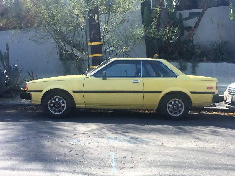1981 Toyota Corolla Coupe Hardtop (3)