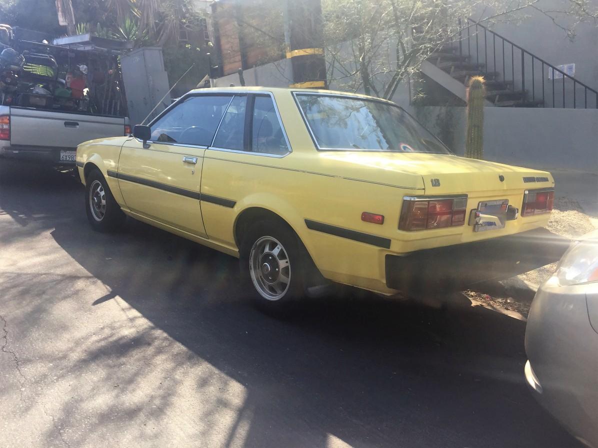 1981 Toyota Corolla Coupe Hardtop (4)