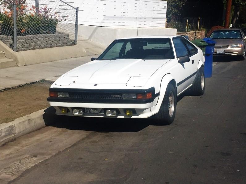 1984 Toyota Celica Supra (1)
