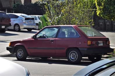 1985 Toyota Tercel Hatchback (2)